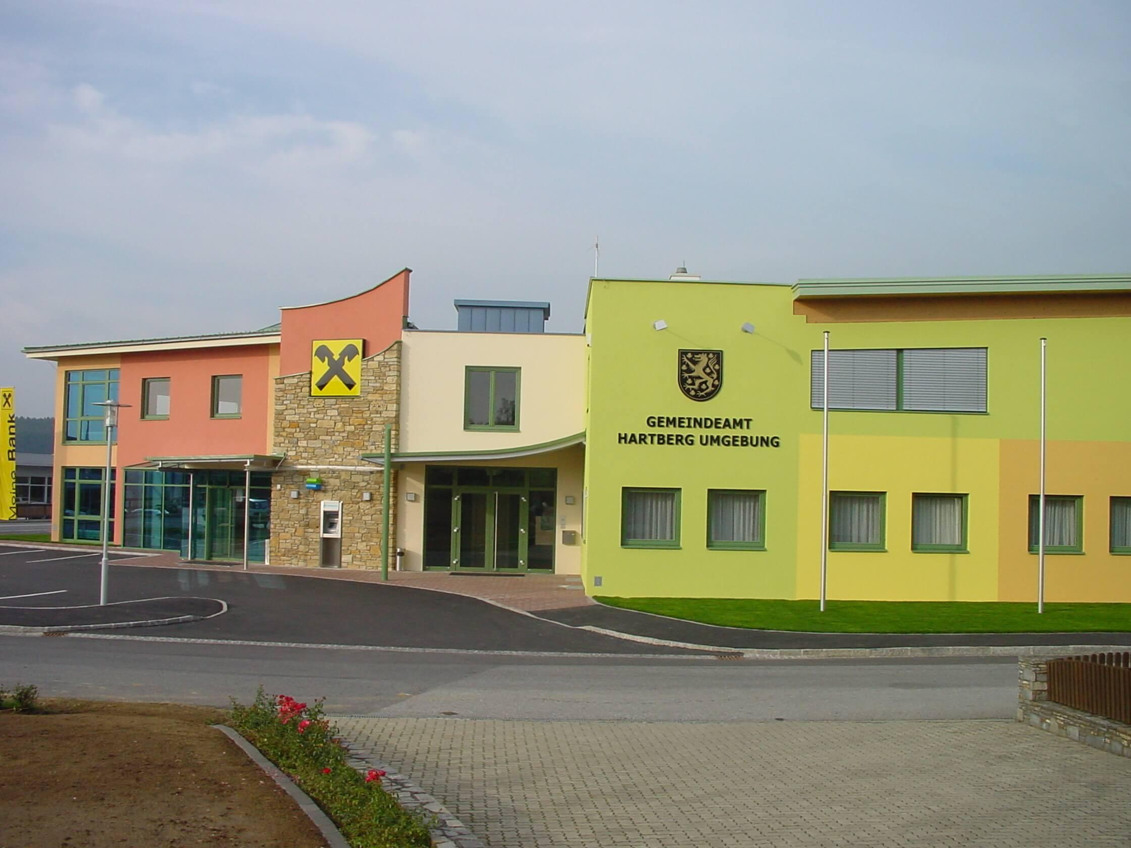 Gemeindeamt Hartberg Umgebung