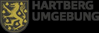 Logo mit Wappen Gemeinde Hartberg Umgebung