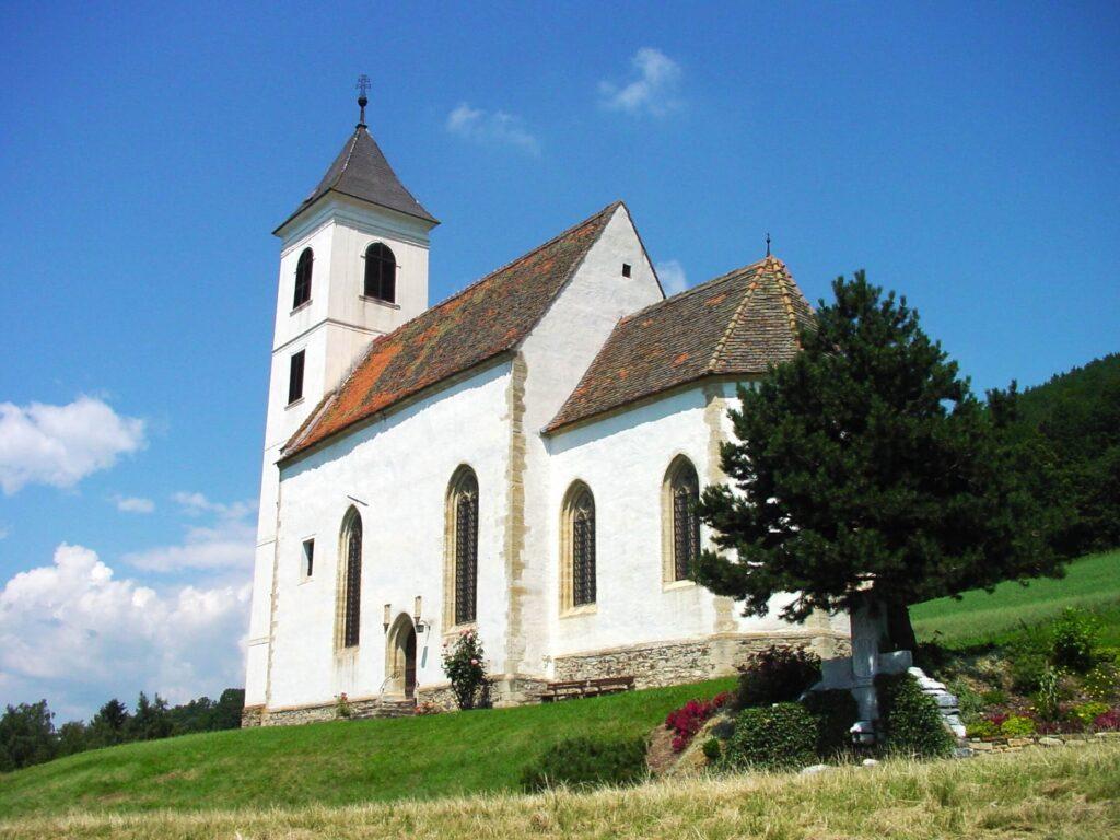 Kirche St. Anna Hartberg Umgebung