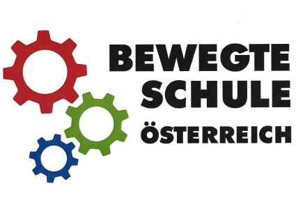 Logo Bewegt Schule Österreich